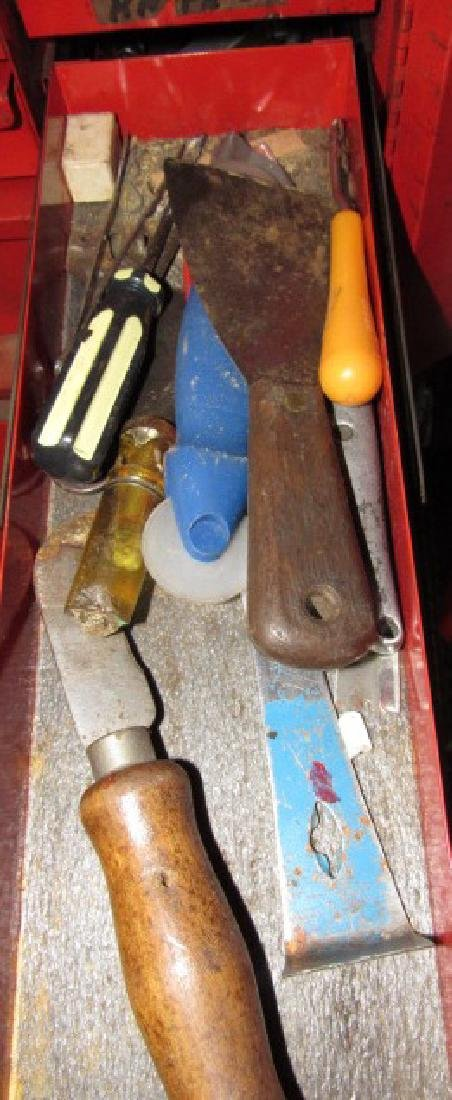 Misc Tool Drawer Contents