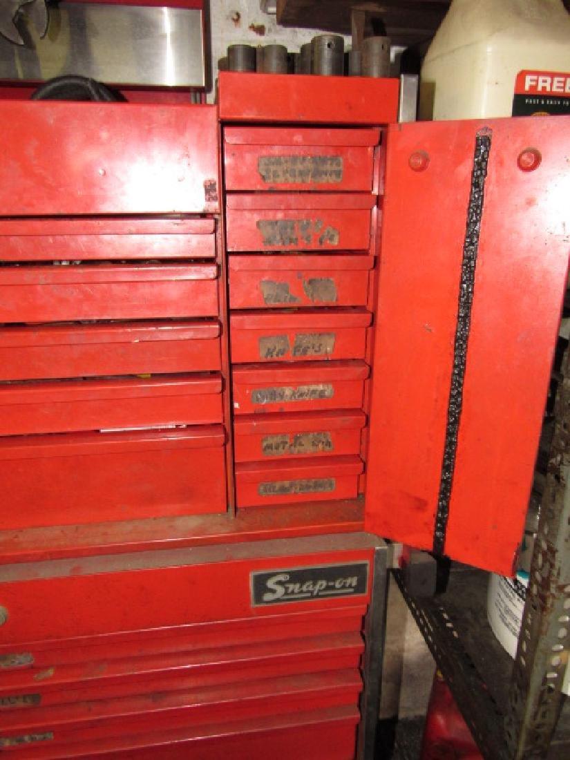 Vintage Snap On Tool Box - 3