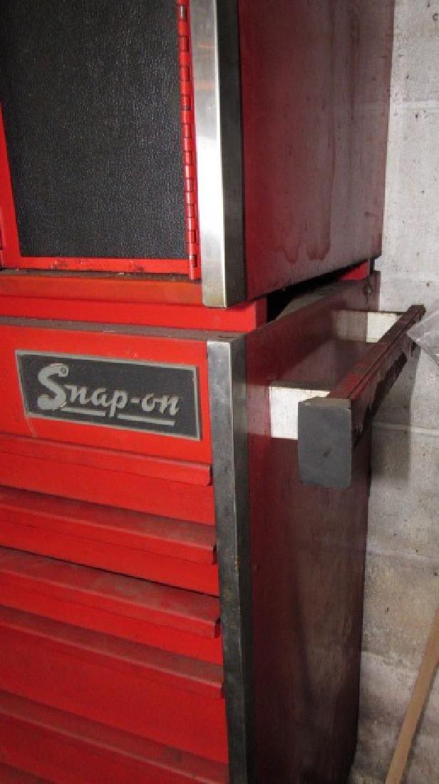 Vintage Snap On Tool Box - 8