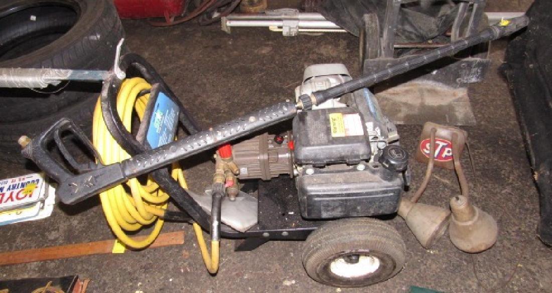 Honda GC 160 Pressure Washer