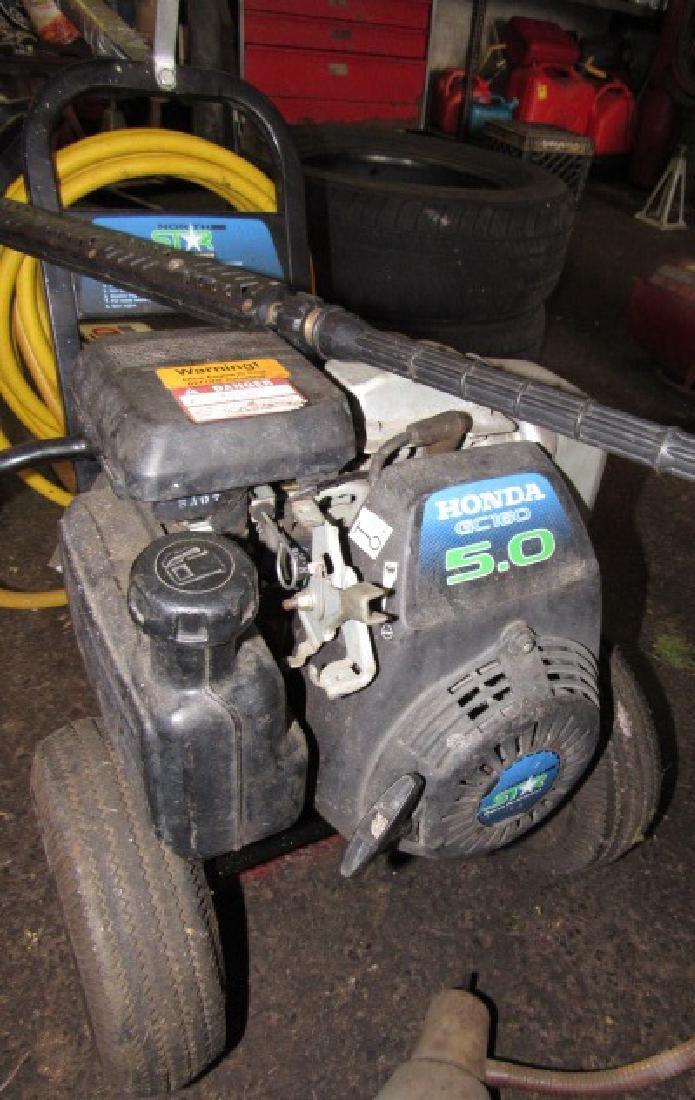 Honda GC 160 Pressure Washer - 2