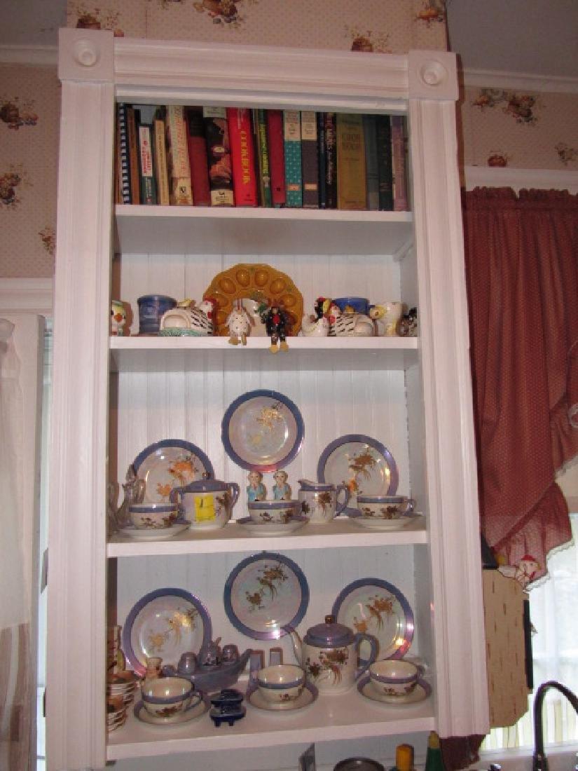 Noritake Set Egg Cups Shelf Lot
