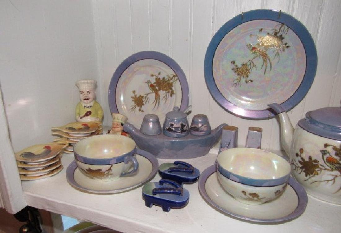 Noritake Set Egg Cups Shelf Lot - 2