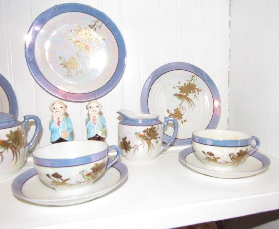 Noritake Set Egg Cups Shelf Lot - 6