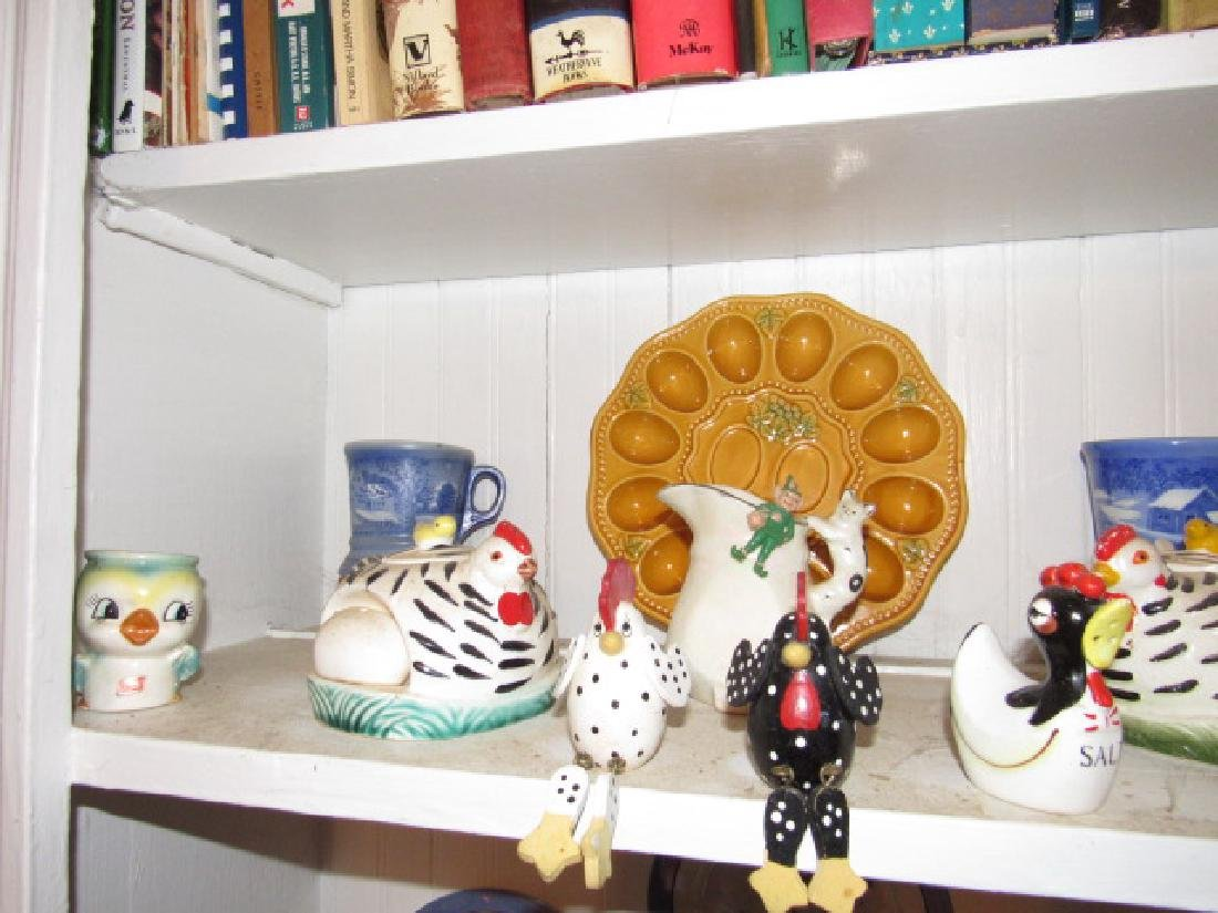 Noritake Set Egg Cups Shelf Lot - 7