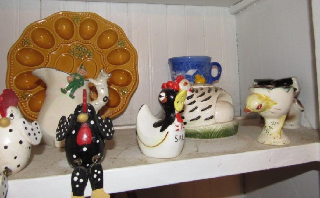 Noritake Set Egg Cups Shelf Lot - 8