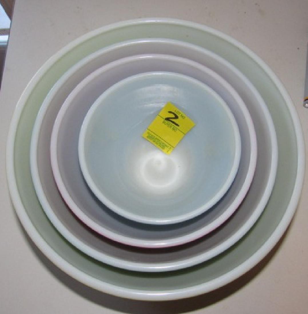 Pyrex Mixing Bowls - 2