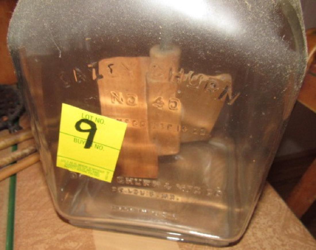 Dazey No. 40 Butter Churn - 2