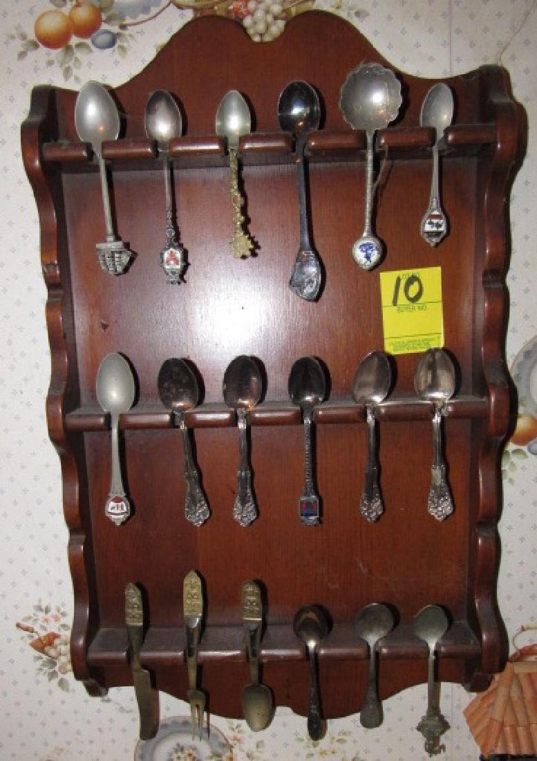 Souvenir Spoon Lot