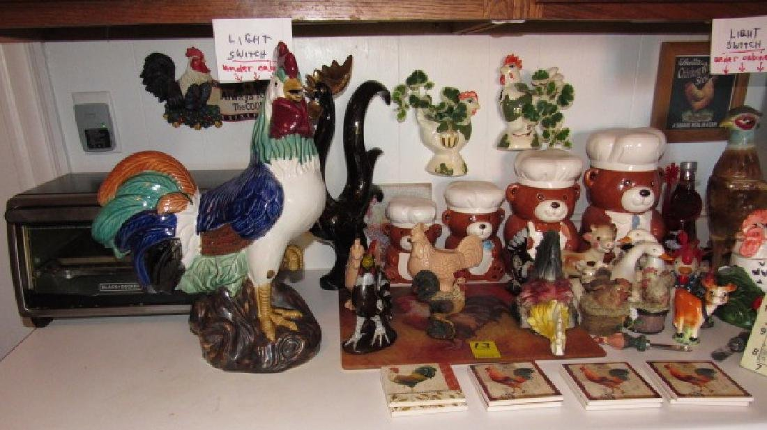 Beam Pheasant Decanter & Counter Contents