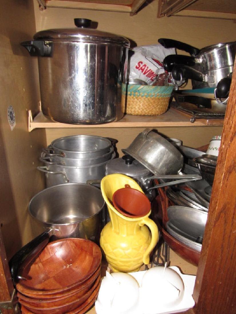 Pots & Pans Lot - 2
