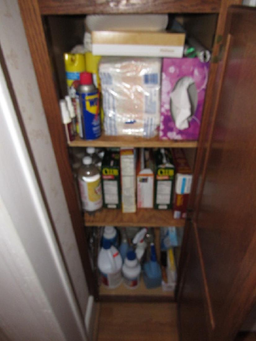Contents of 4 Cabinets - 2