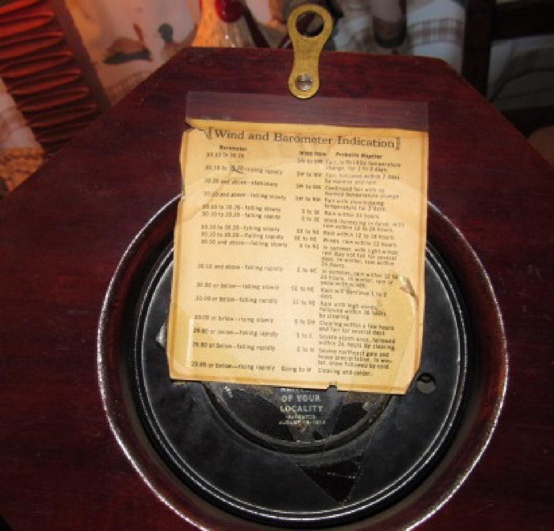1927 Taylor Instrument Barometer - 3