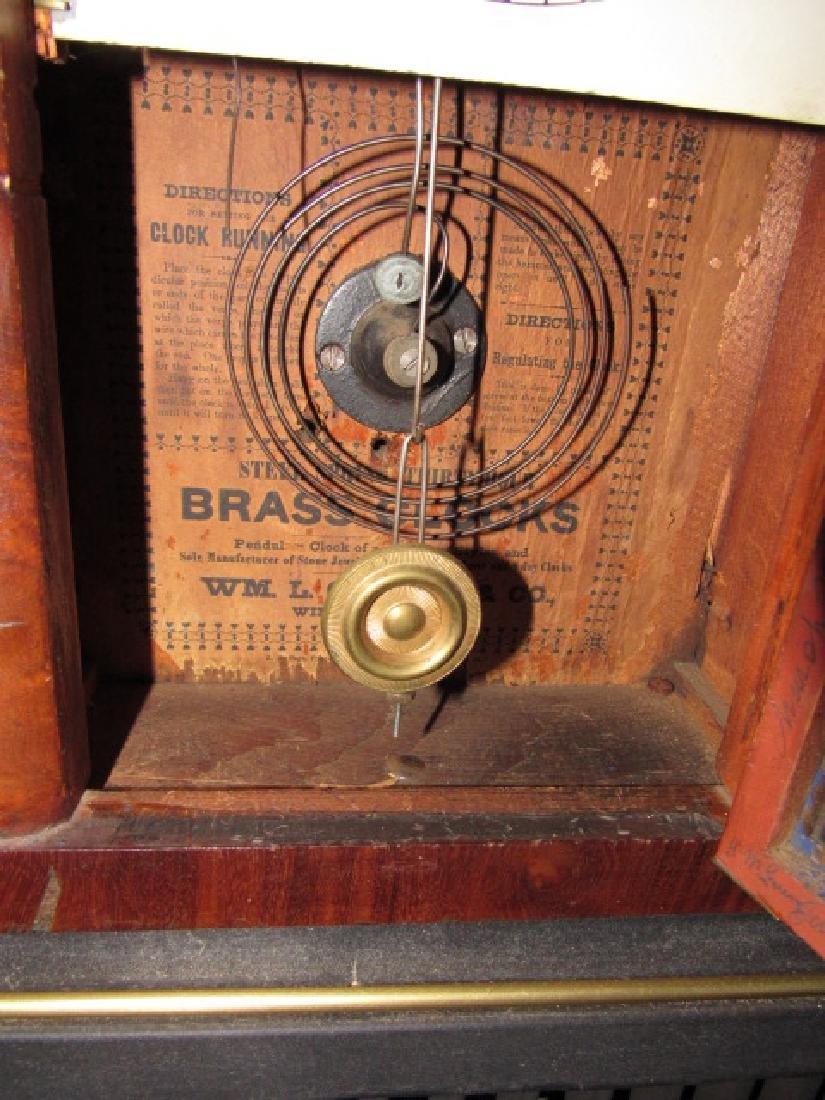 Gilbert Mantle Clock - 2