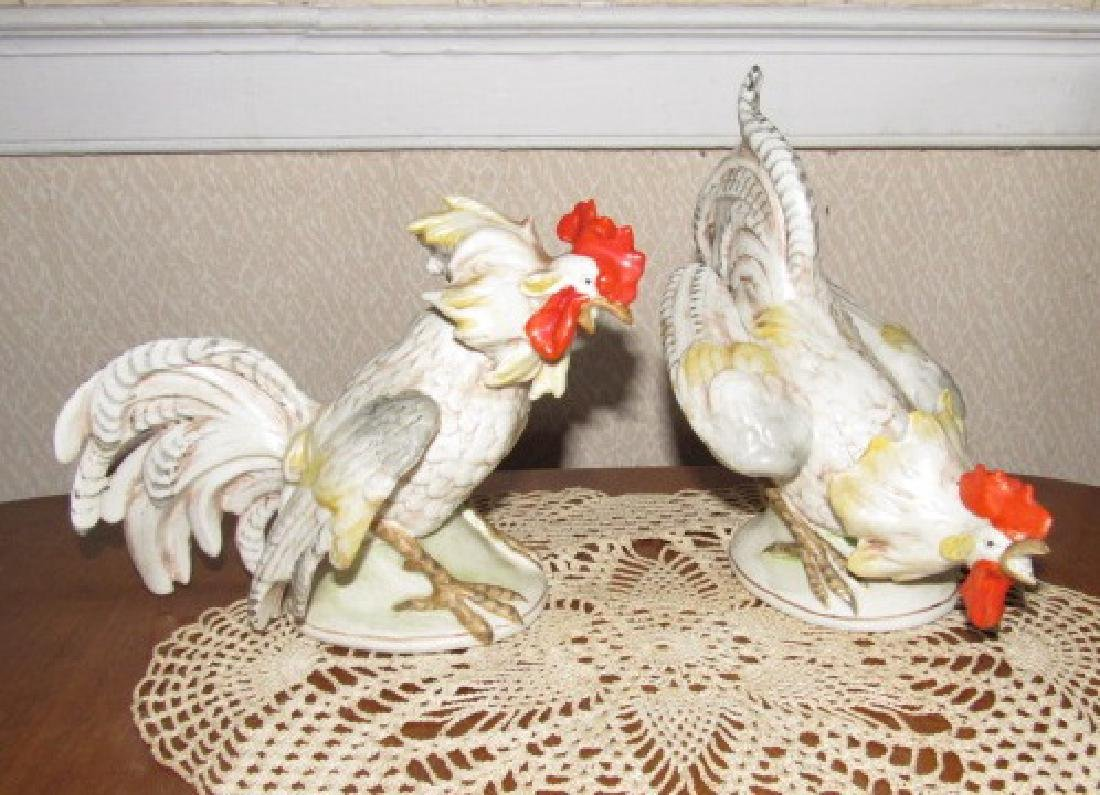 Germany Fighting Roosters