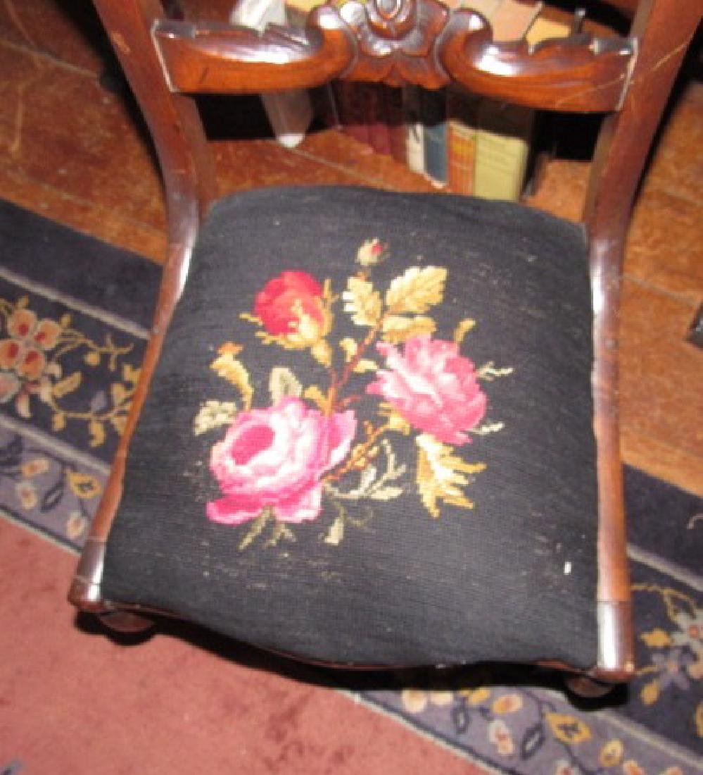 Needle Point Chair - 2
