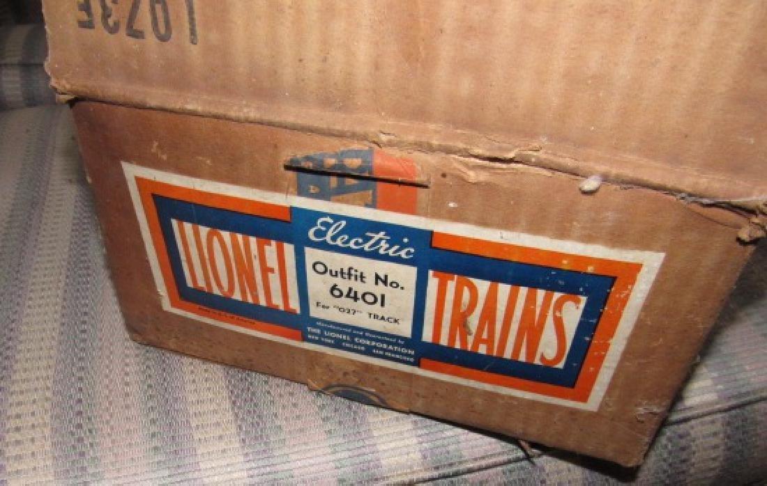 Lionel 6401 Outfit Train Set - 2
