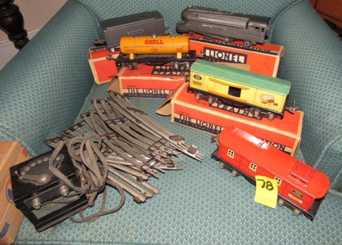 Lionel 6401 Outfit Train Set - 3