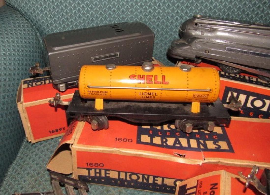 Lionel 6401 Outfit Train Set - 5