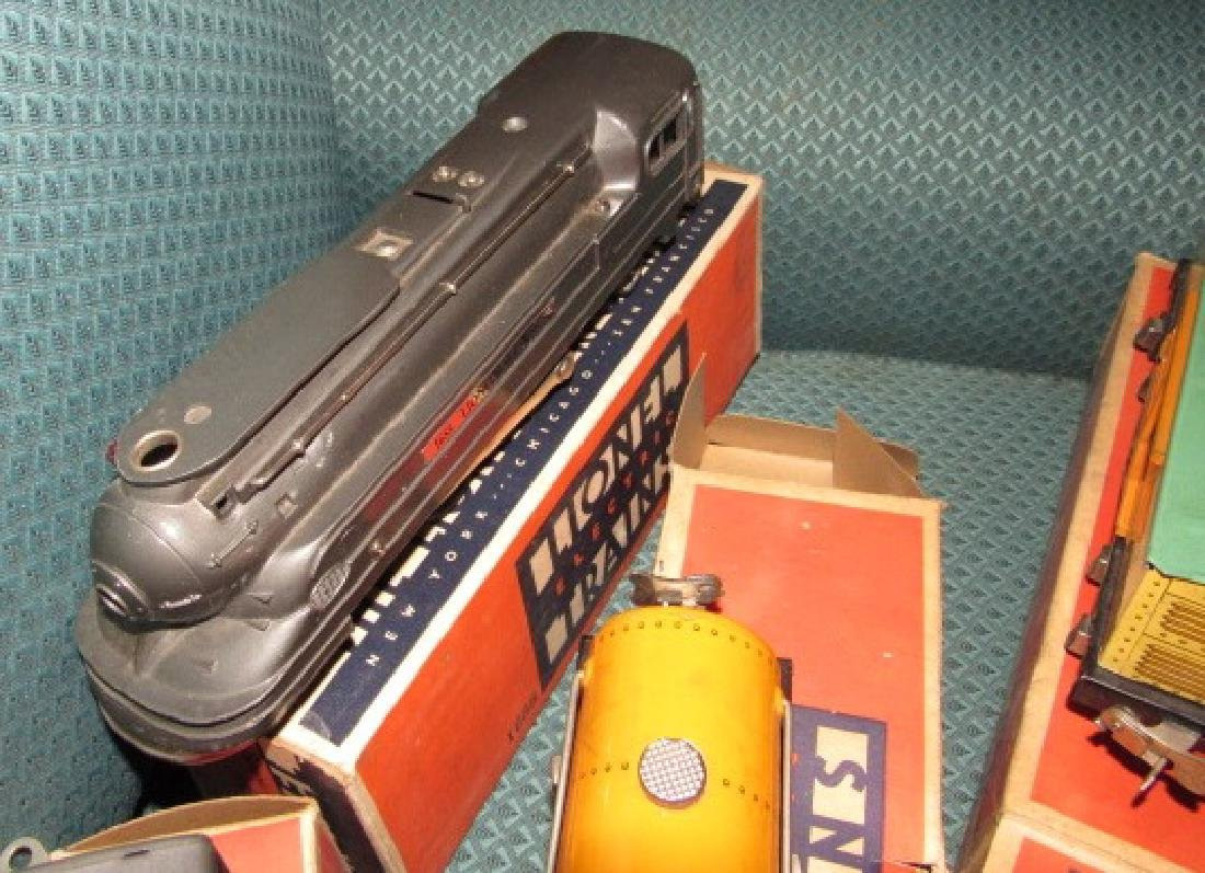 Lionel 6401 Outfit Train Set - 9