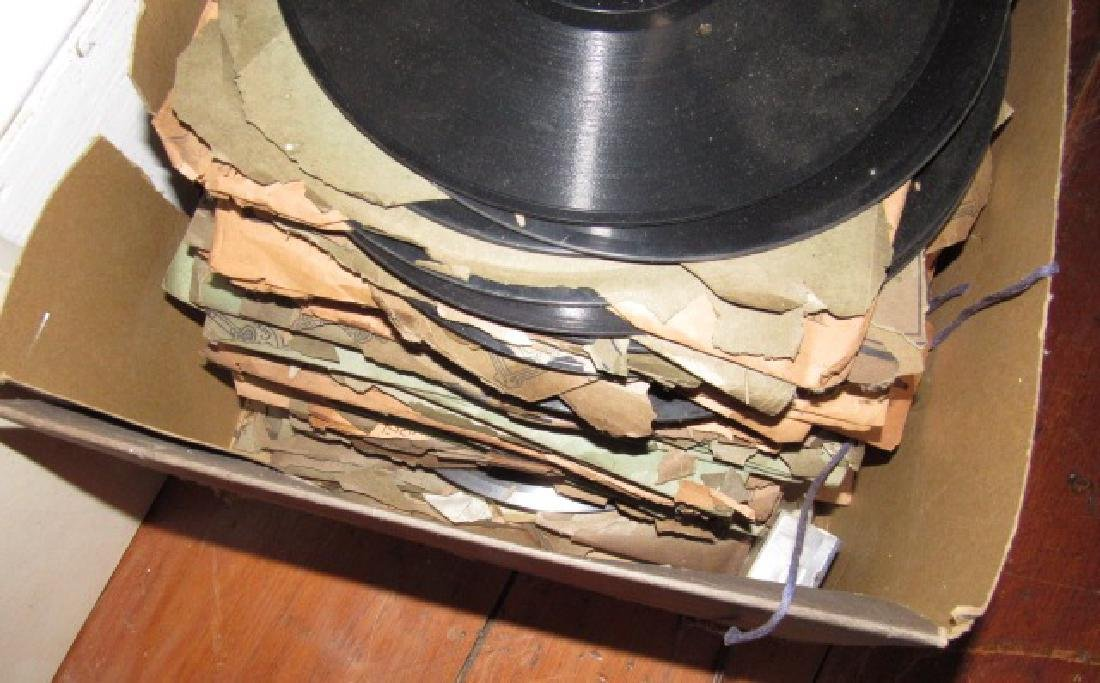 Lot of 78 Records - 2