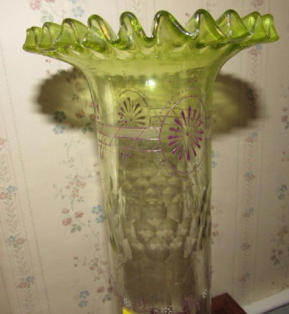 Moser ? Vase - 3