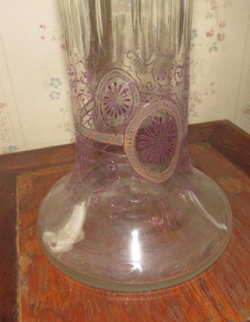 Moser ? Vase - 4