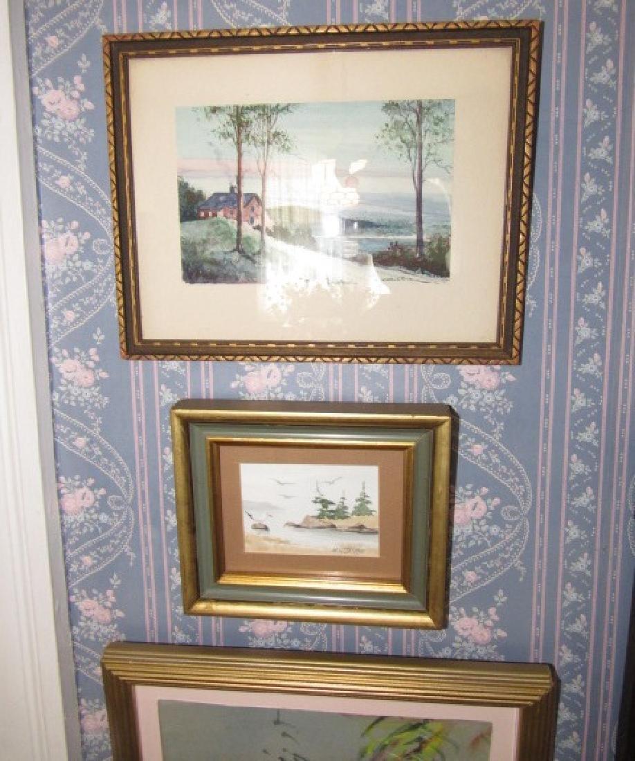 Prints & Paintings Lot - 4