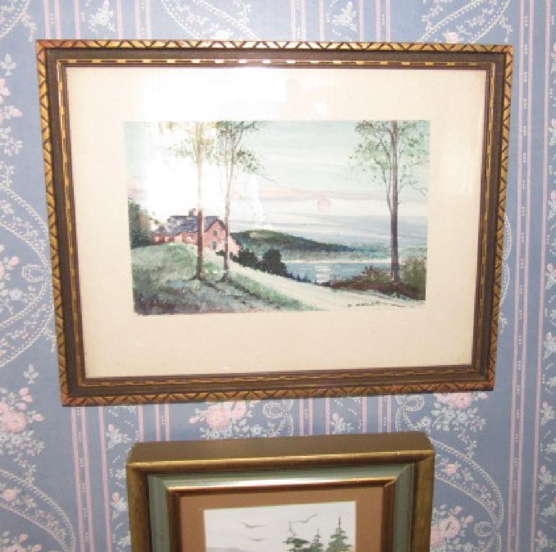 Prints & Paintings Lot - 5
