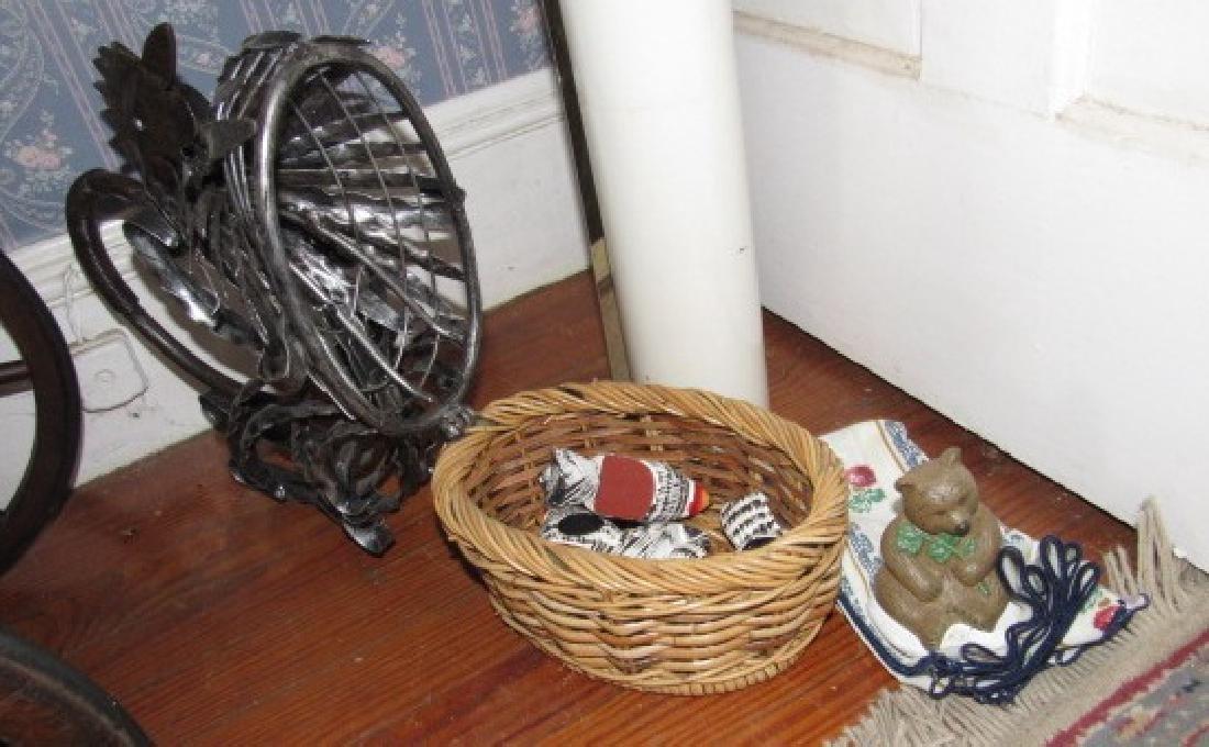 Chicken Basket Napkin Holders & Doorstop - 3