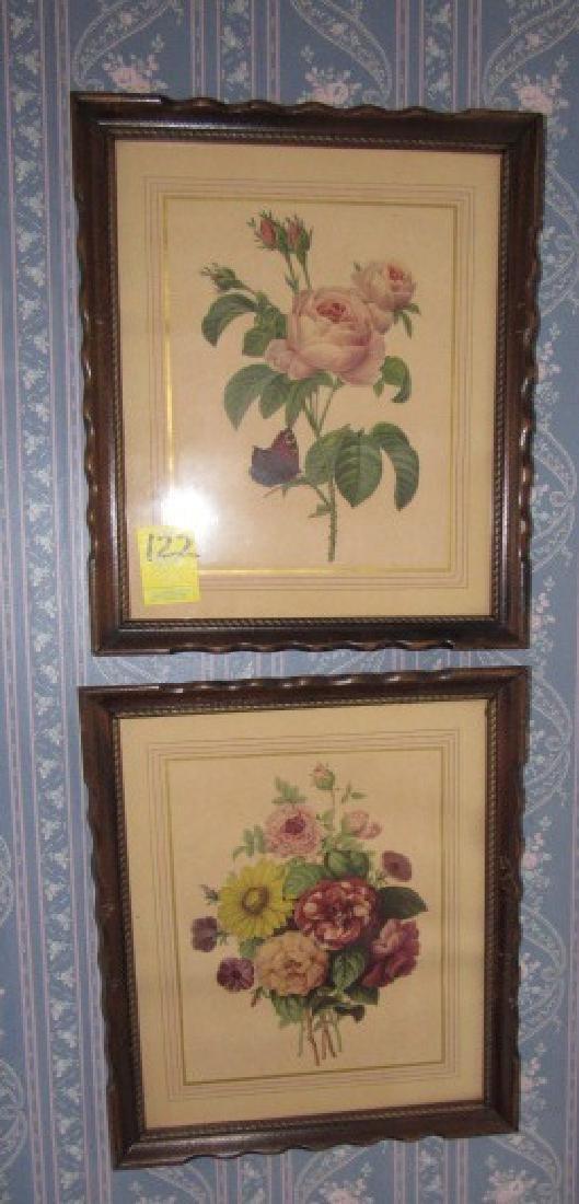 2 Flower Prints