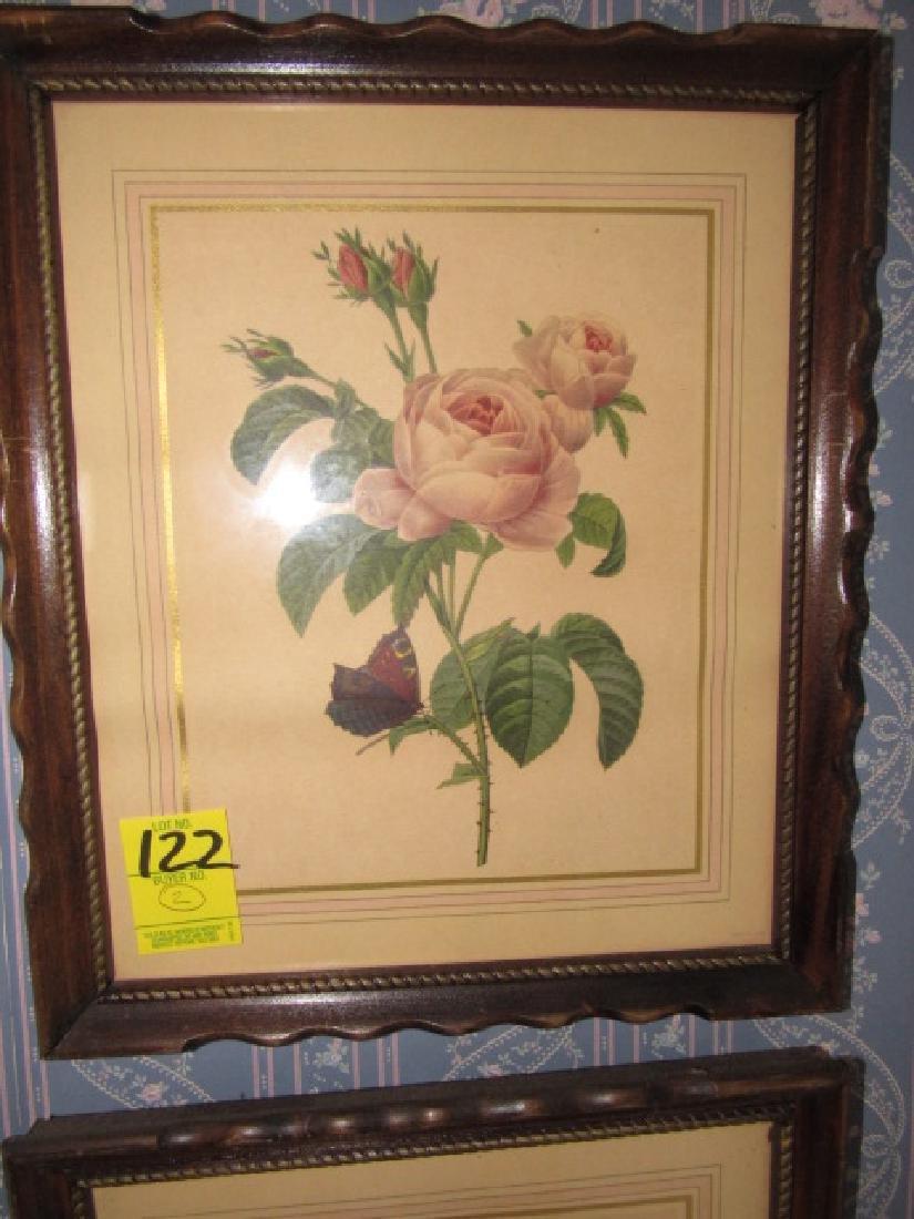 2 Flower Prints - 2