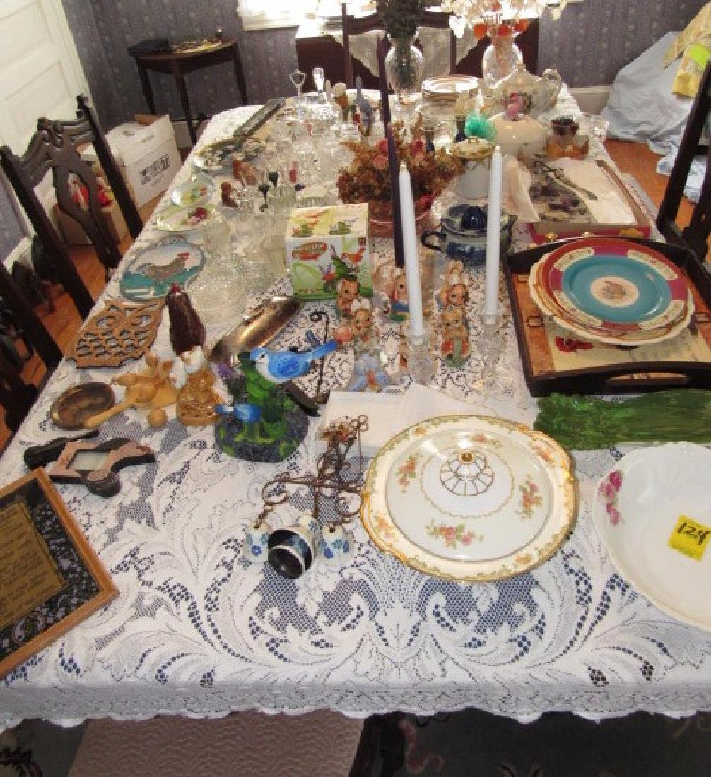 Nippon Noritake Bell Collection & misc