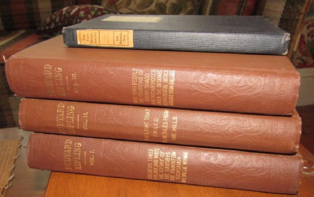 Rudyard Kipling Vol 1 , 2 & 3