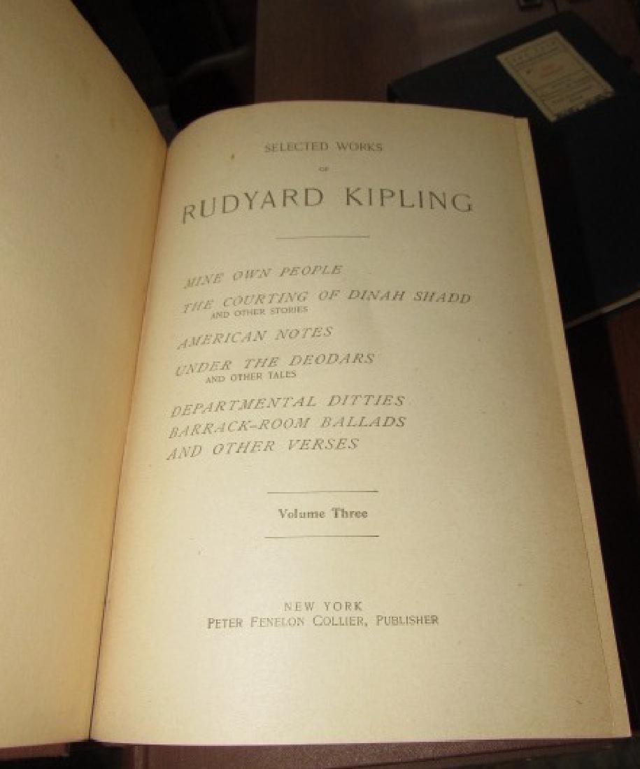 Rudyard Kipling Vol 1 , 2 & 3 - 2