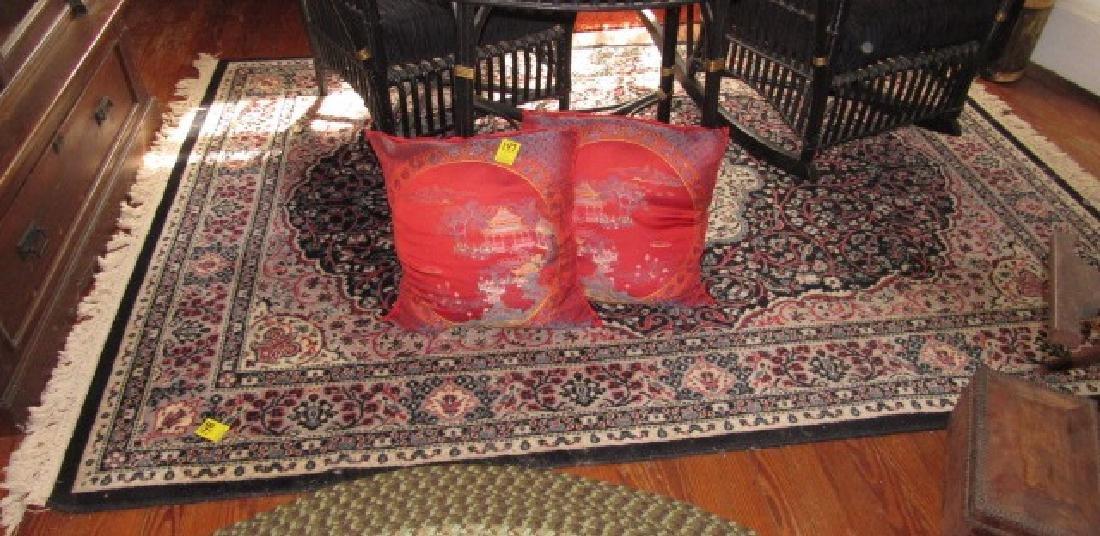 2 Rugs 1 Oriental Style
