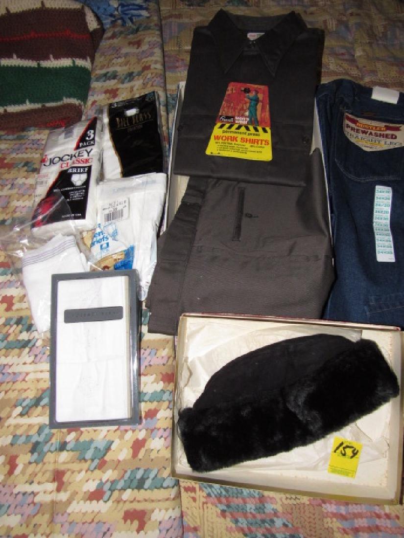 New Jeans Work Shirts under wear Lot