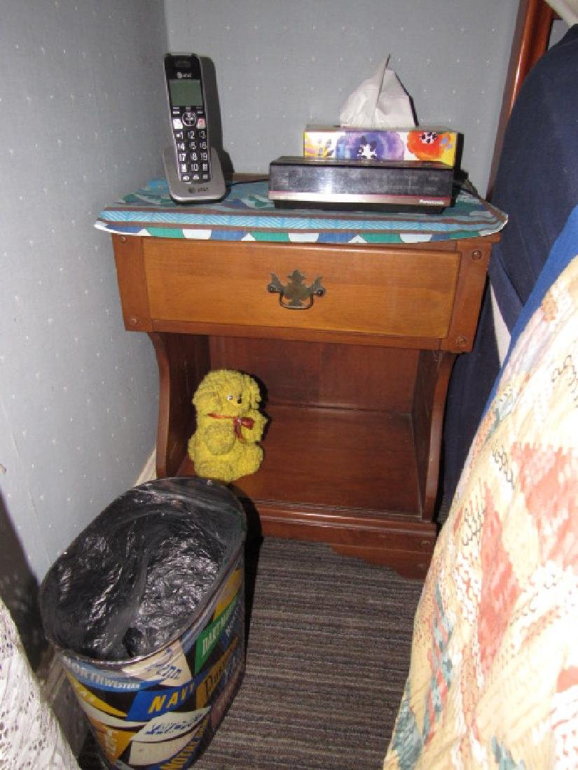 Night Stand & Contents