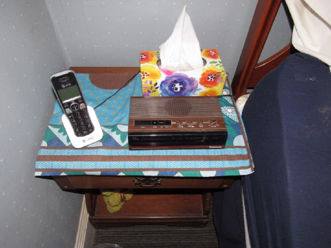 Night Stand & Contents - 2