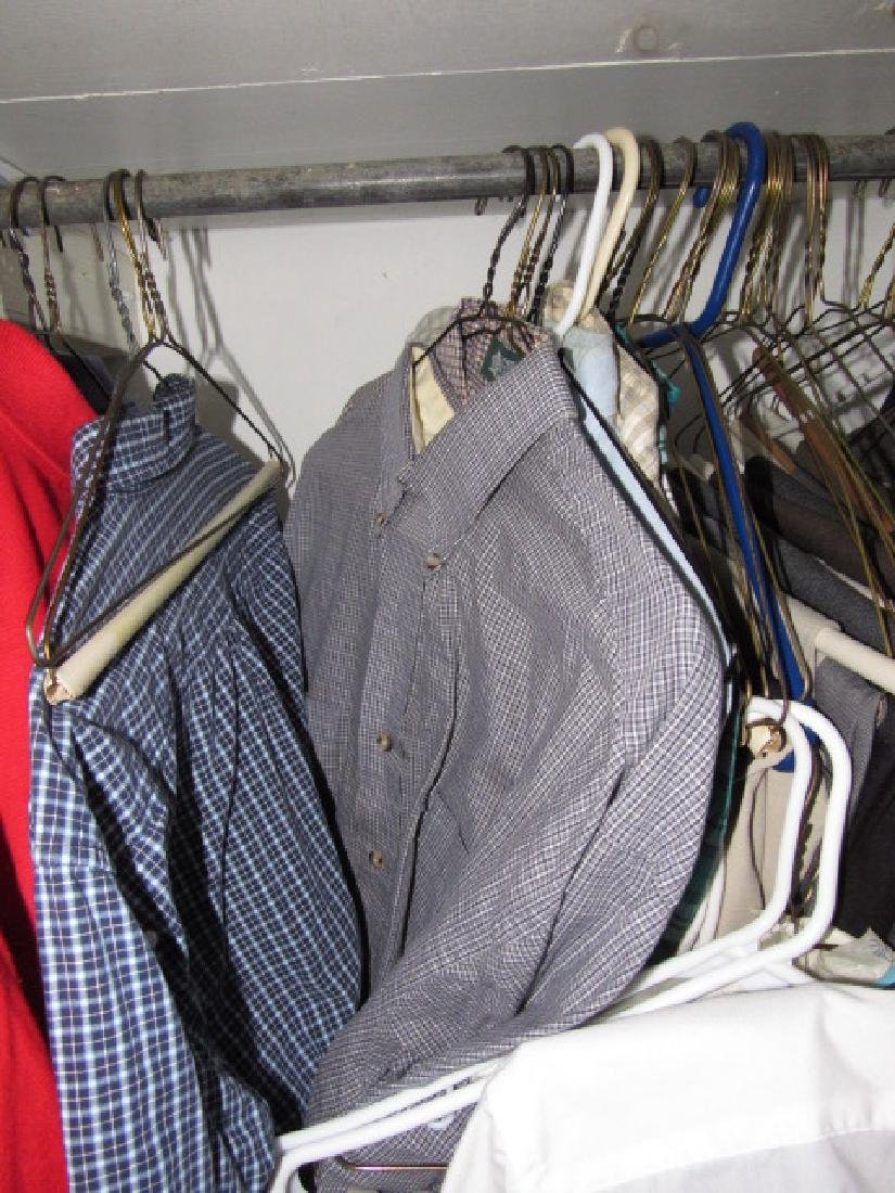 Clothing Closet Contents - 5