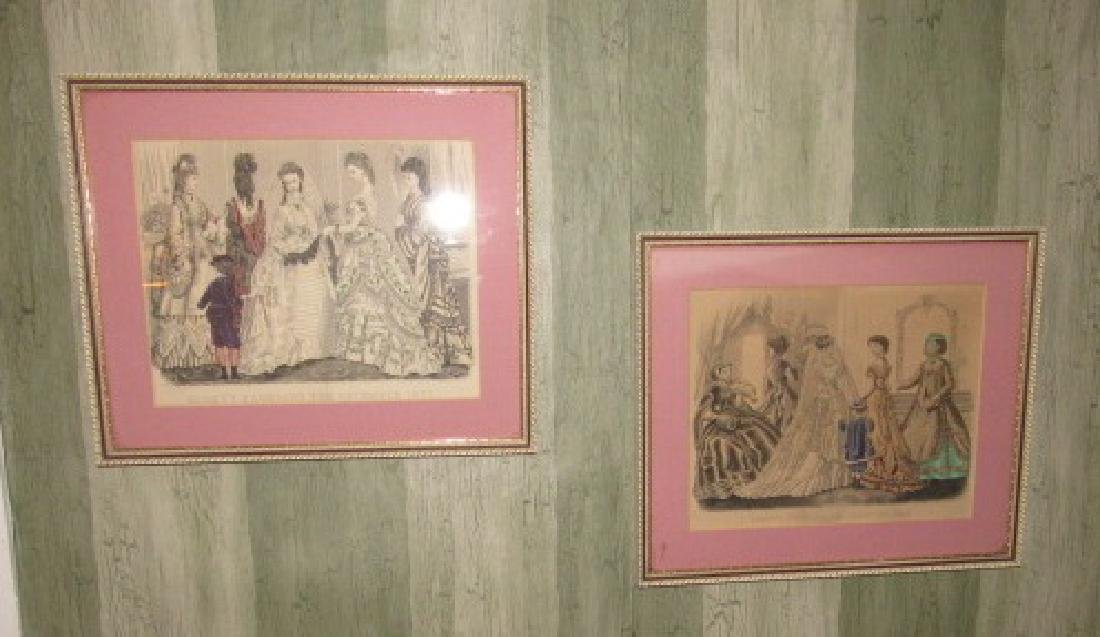 2 Victorian Prints