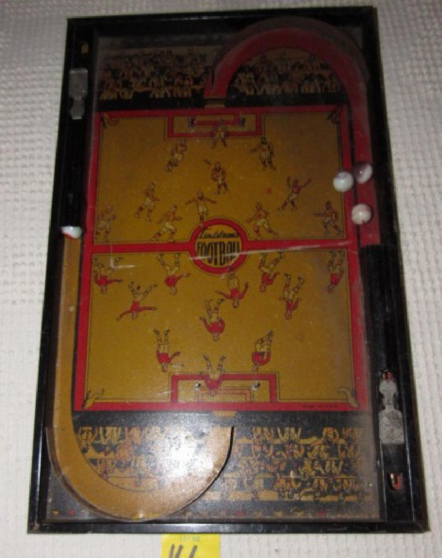 Lindstrom Football Pinball Game