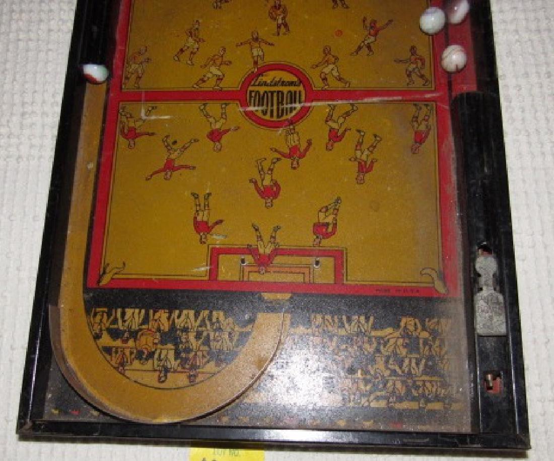 Lindstrom Football Pinball Game - 3
