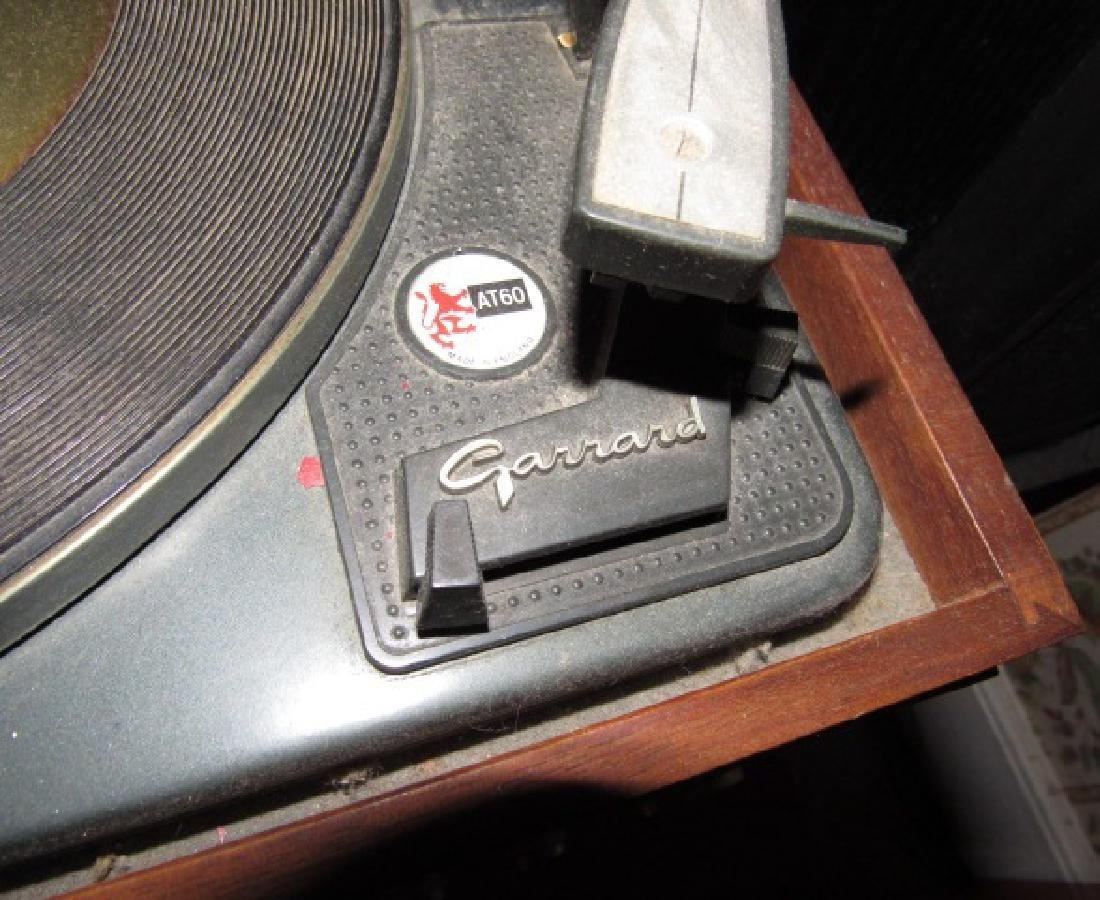 Garrard AT 60 Turntable & Realistic Receiver - 3