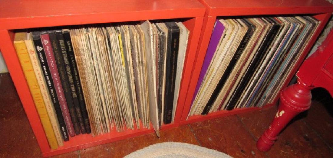 Lot of 33 & 45 records