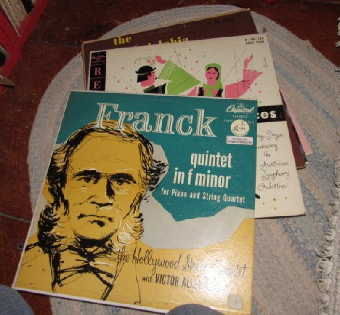 Lot of 33 & 45 records - 2