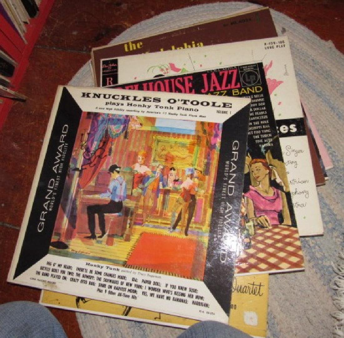 Lot of 33 & 45 records - 3
