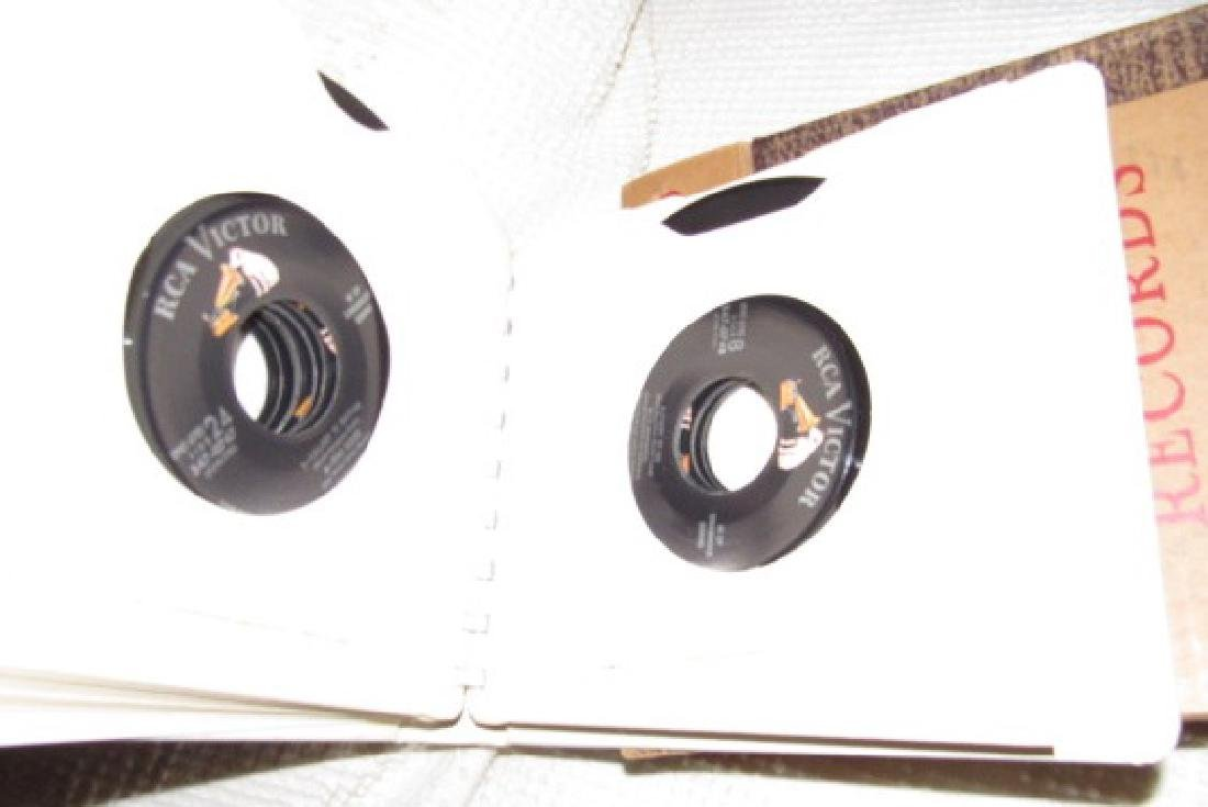 Lot of 33 & 45 records - 6