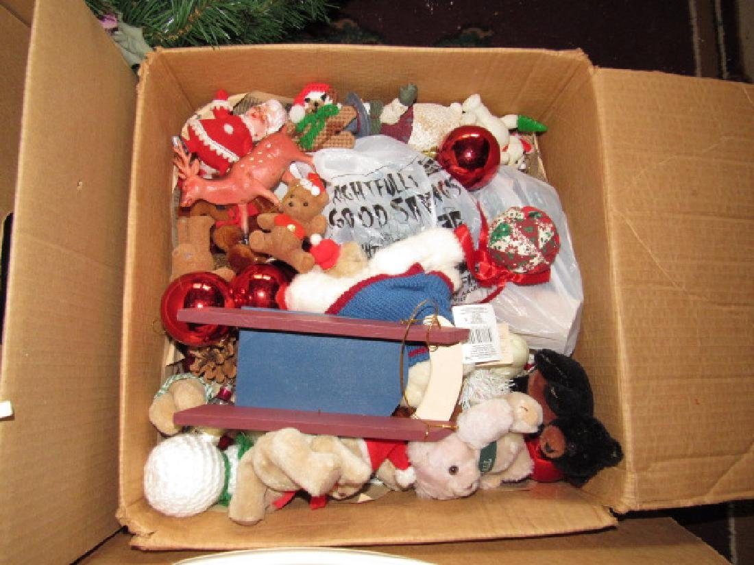 Partial Contents of Attic Crawl Space Christmas - 4
