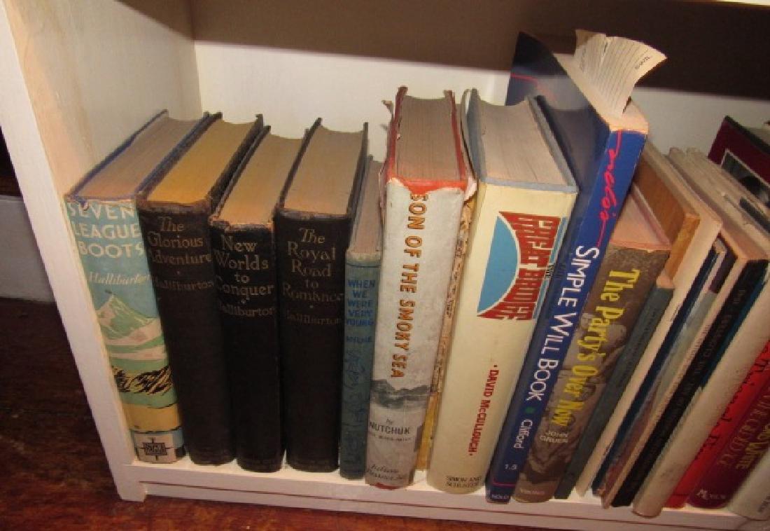 Books Shelf & Contents - 10